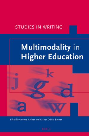 Cover Multimodality in Higher Education