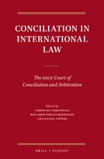 Cover Conciliation in International Law