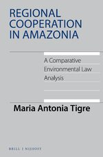 Cover Regional Cooperation in Amazonia