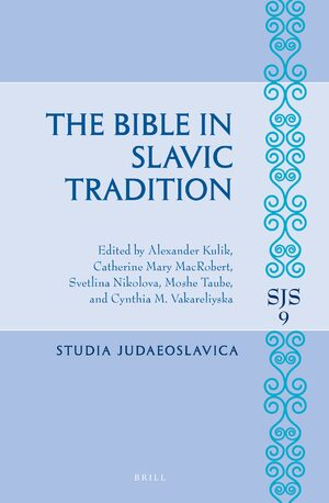 Cover The Bible in Slavic Tradition