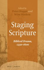 Cover Staging Scripture