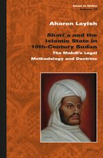 Cover <i>Sharīʿa</i> and the Islamic State in 19th-Century Sudan