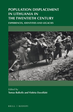 Cover Population Displacement in Lithuania in the Twentieth Century