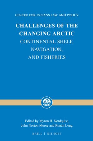 Cover Challenges of the Changing Arctic