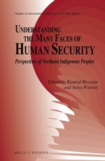 Cover Understanding the Many Faces of Human Security