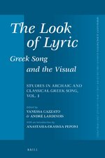 Cover The Look of Lyric: Greek Song and the Visual