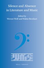 Cover Selected Essays on Intermediality by Werner Wolf (1992–2014)