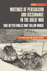 Cover Writings of Persuasion and Dissonance in the Great War