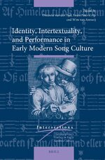 Cover Identity, Intertextuality, and Performance in Early Modern Song Culture