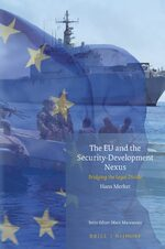 The EU and the Security-Development Nexus