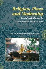 Cover Religion, Place and Modernity