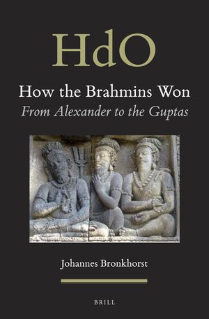 Cover How the Brahmins Won