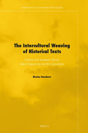 Cover The Intercultural Weaving of Historical Texts