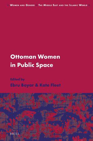 Cover Ottoman Women in Public Space