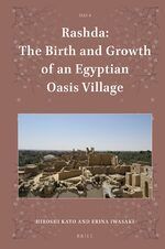 Cover Rashda: The Birth and Growth of an Egyptian Oasis Village