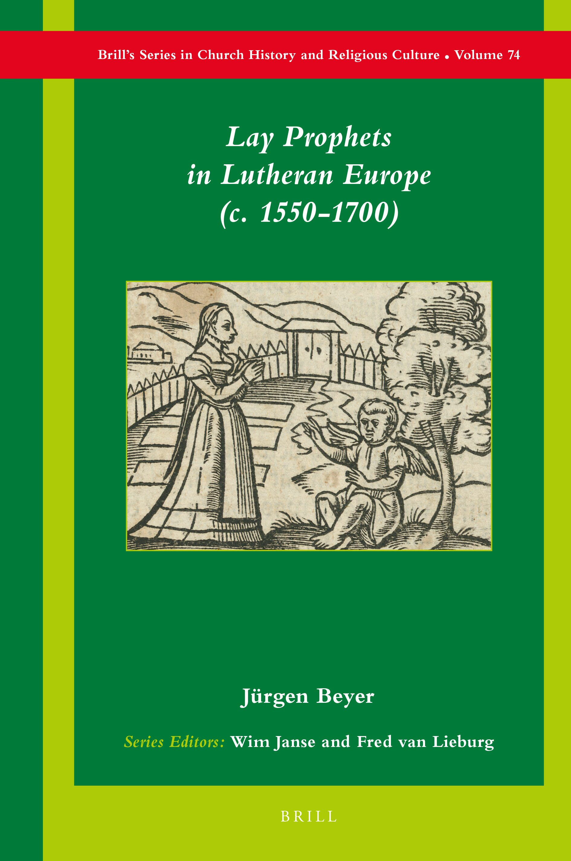 Conceptions Of Holiness In Early Modern Lutheranism1 In Lay