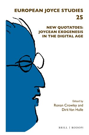 Cover New Quotatoes: Joycean Exogenesis in the Digital Age