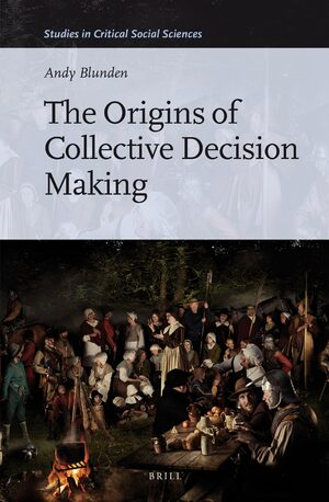 Cover The Origins of Collective Decision Making