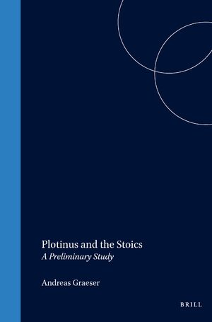 Cover Plotinus and the Stoics