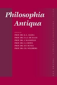 Cover Aristotle and Mathematics