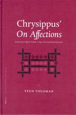Cover Chrysippus' <i>On Affections</i>