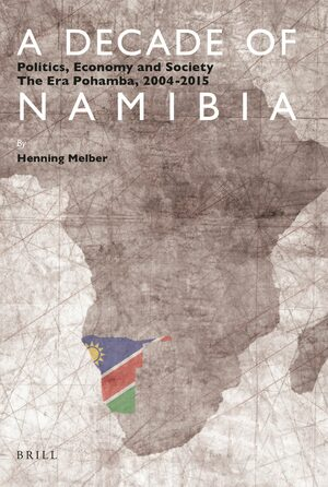 Cover A Decade of Namibia