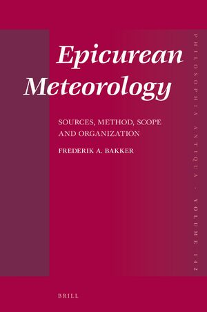 Epicurean Meteorology