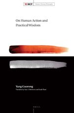 Cover On Human Action and Practical Wisdom