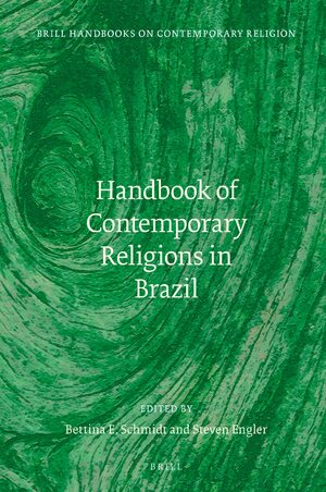 Cover Handbook of Contemporary Religions in Brazil