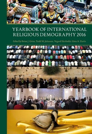 Cover Yearbook of International Religious Demography 2016