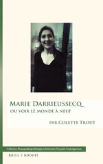 Cover Marie Darrieussecq