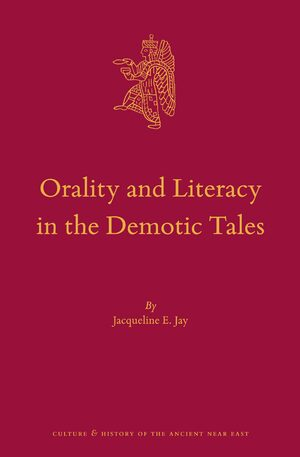 Orality and Literacy in the Demotic Tales