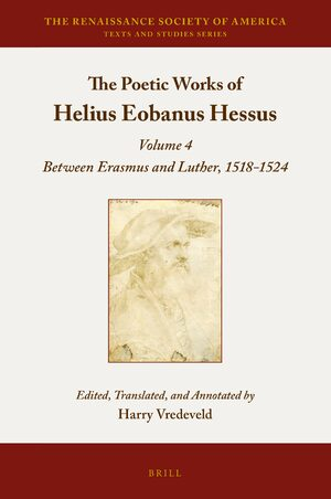 Cover The Poetic Works of Helius Eobanus Hessus