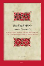 Cover Reading the Bible across Contexts