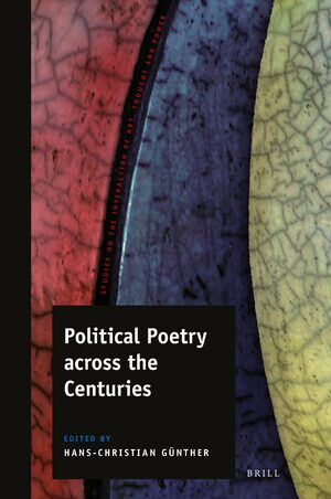 Cover Political Poetry across the Centuries