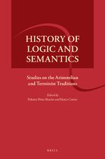 Cover History of Logic and Semantics