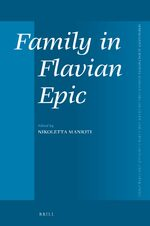 Cover Family in Flavian Epic