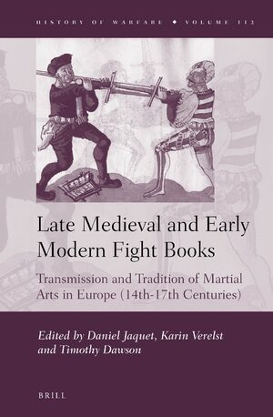 Cover Late Medieval and Early Modern Fight Books