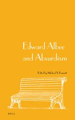 Cover Edward Albee and Absurdism