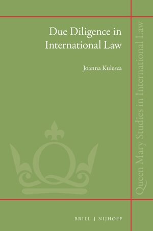 Due Diligence in International Law