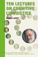 Cover Ten Lectures on Cognitive Linguistics