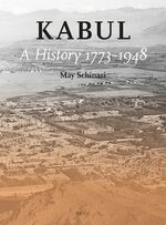 Cover Kabul: a History 1773-1948