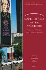 Cover South Africa after Apartheid