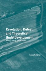 Cover Revolution, Defeat and Theoretical Underdevelopment