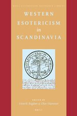 Cover Western Esotericism in Scandinavia
