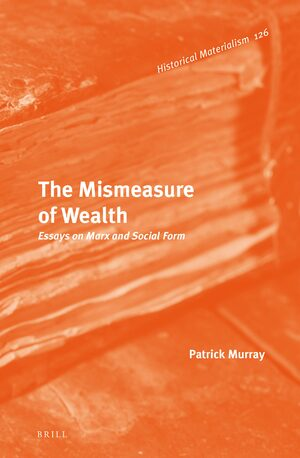Cover The Mismeasure of Wealth