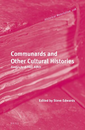 Cover Communards and Other Cultural Histories