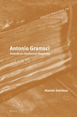 Cover Antonio Gramsci