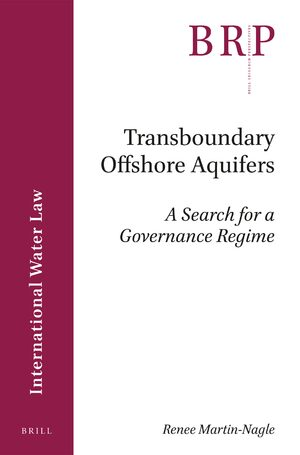Cover Transboundary Offshore Aquifers