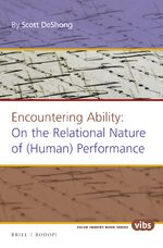 Cover Encountering Ability: On the Relational Nature of (Human) Performance